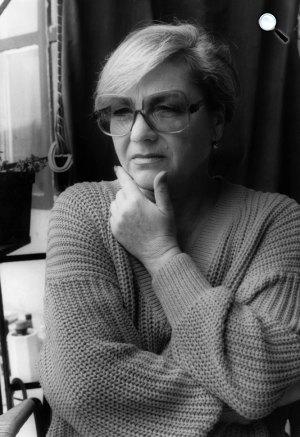 Kállay Ilona színésznő (Fotó: c3.hu)