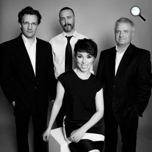 Kozma Orsi Quartet - Jazzy Tower
