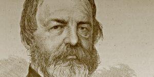 Nyáry Pál politikus, 1871 (Fotó: OSZK)