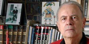 Patrick Modiano Nobel-díjas író (Fotó: Babelio.com)