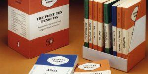 Penguin Books, 1935, Hemingway, Maurois, Lawrence (Fotó: penguin.com)