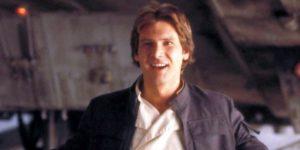 Star Wars Episode IV - Új remény, Han Solo - Harrison Ford, 1977 (Fotó: Listal.com)