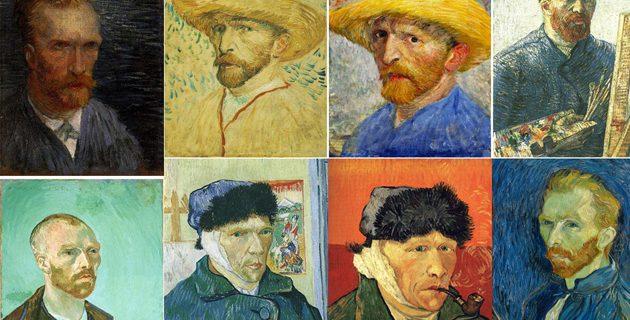 Vincent van Gogh önarcképe