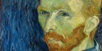 Vincent van Gogh: Önarckép (Fotó: vangoghgallery.com)
