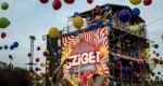 Sziget Fesztivál 2015, Budapest (MTI Fotó)
