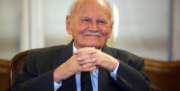 Göncz Árpád köztársasági elnök