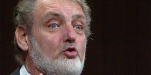 Gregor József operaénekes (MTI Fotó)