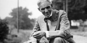 Henry Ford autógyáros