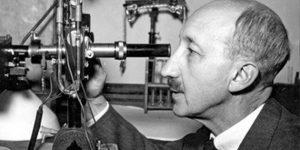 Hevesy György  Nobel-díjas kémikus, vegyész (Fotó: Wikipédia)