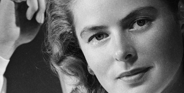 Ingrid Bergman sikerei