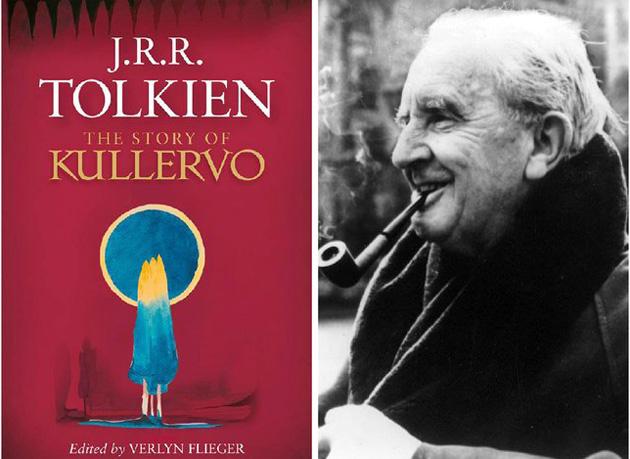 J.R.R. Tolkien: The Story of Kullervo (Kullervo története)