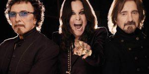 Black Sabbath, Tony Iommi, Ozzy Osbourne, Geezer Butler, 2013