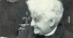 David Belasco író, drámaíró, 1912 (Fotó: The World's Work)