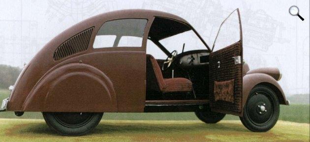 Porsche Typ12 VW