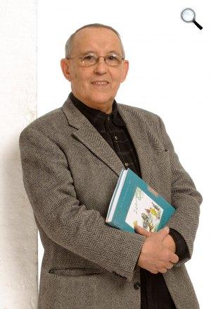 Vekerdy Tamás író, pszichológus (Fotó: Libri)