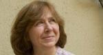 Szvetlana Alekszijevics Nobel-díjas író (Fotó: listal.com)
