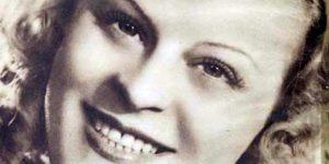 Szerelmi láz, Dajka Margit (Fotó: OSZK)