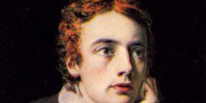 John Keats költő (Fotó: babelio.com)