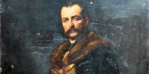 Stetka Gyula: Gróf Tisza István portré (Fotó: Europeana/Nemzeti Múzeum)