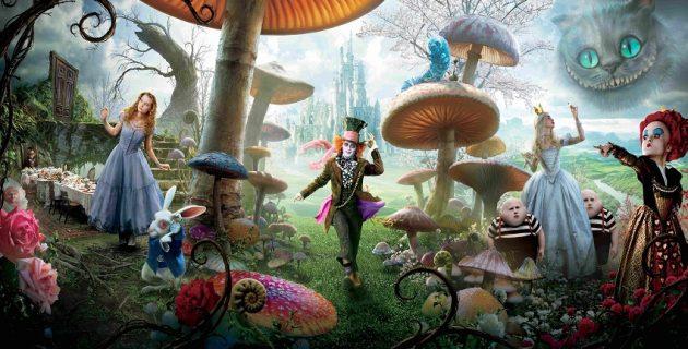 Amikor Alice megismerkedett a Csodaországgal