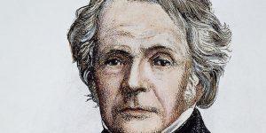 August Ferdinand Möbius matematikus és csillagász (Fotó: Wikipédia)