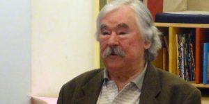 Csukás István író, költő (Fotó: Csukás István-díj)