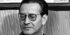 Darvas Szilárd költő, konferanszié (1909-1961) (Fotó: OSZK)