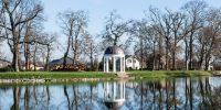 Károlyi Kastély parkja, Fehérvárcsurgó (MTI Fotó: Bodnár Boglárka)