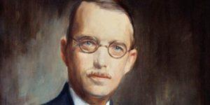 Heim Pál  gyermekorvos (1875-1929) (Fotó: Pécsi Tudományegyetem)