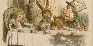 Lewis Carroll - John Tenniel: Alice Csodaországban, 1865 (Fotó: Wikipédia)