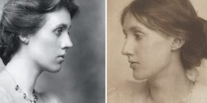 Virginia (Woolf) és testvére, Vanessa (Bell) Stephen (Fotó: Pinterest)