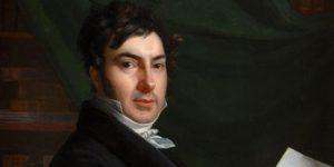 Jean-François Champollion (1790-1832) (Fotó: museechampollion-isere.fr)