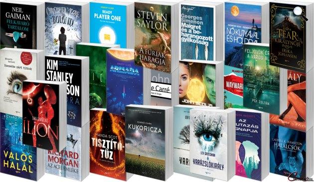 Agave Könyvek 2015 (Fotó: Cultura.hu)