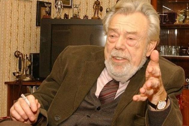 Ranschburg Jenő pszichológus, költő (Fotó: dteurope.com)