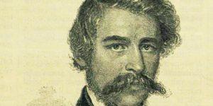 Arany János, 1856-os aczélmetszet után (Forrás: OSZK)