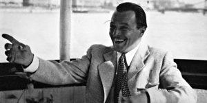 Jávor Pál színművész (1902-1959) (Fotó: Médiaklikk)