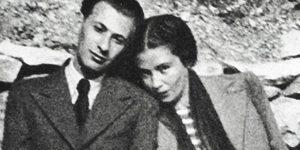 Radnóti Miklós és Gyarmati Fanni (Fotó: PIM)