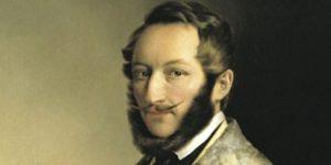 Barabás Miklós önarckép, 1841 (Fotó: MNG)