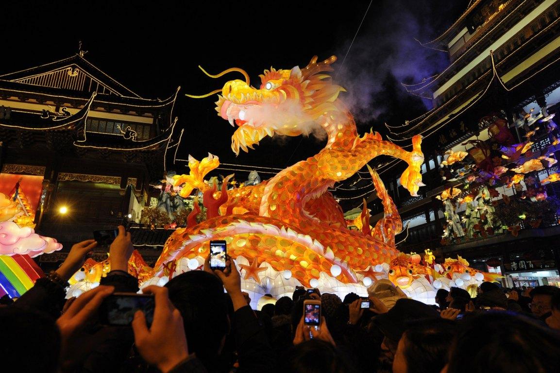mi a kínai új év?