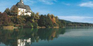 Wörthi-tó, Karintia, Ausztria (Fotó: H. Wiesenhofer)