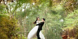 Esküvő, házaspár, menyasszony, vőlegény