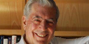 Mario Vargas Llosa Nobel-díjas író (Fotó: Babelio.com