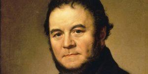 Johan Olaf Sodermark: Stendhal, (Marie-Henri Beyle), 1840 (Fotó: babelio.com)