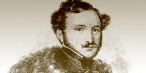 Báró Jósika Miklós író (Fotó: OSZK)