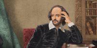William Shakespeare illusztráció (1564-1616) (Fotó: babelio.com)