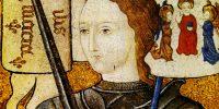 Jeanne d'Arc (miniatur, 1450-1500 körül)