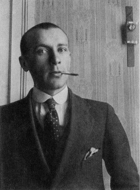 Orosz író látása