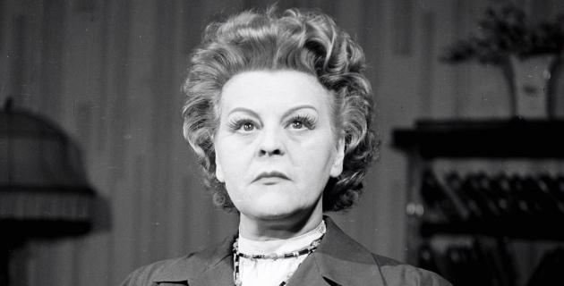 Dajka Margit, a tragikomika