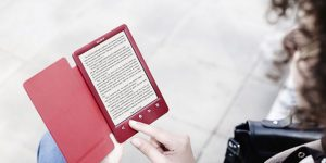 E-könyv-olvasó, Sony