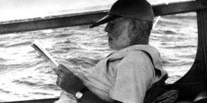 Ernest Hemingway Nobel-díjas író (Fotó: ernesthemingwaycollection.com)